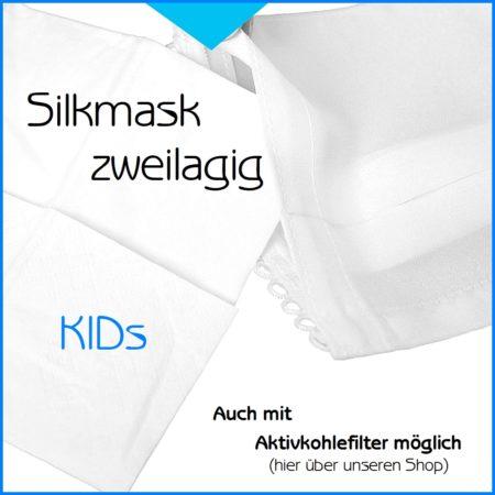 Silkmask zweilagig KIDs