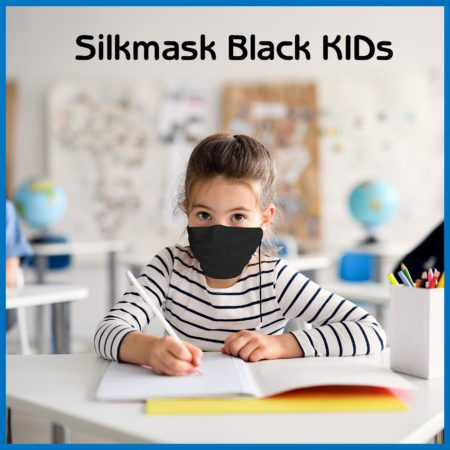 Silkmask Black KIDs