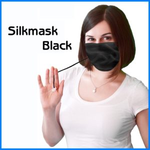 Silkmask Black blue