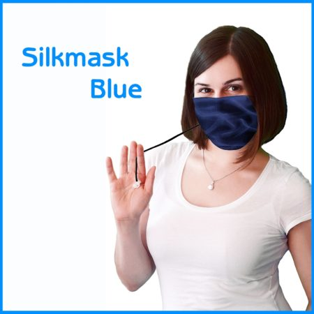 Silkmask Blue