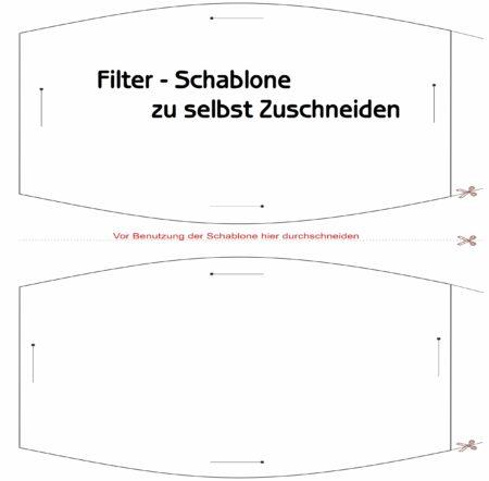 Filter Schablone