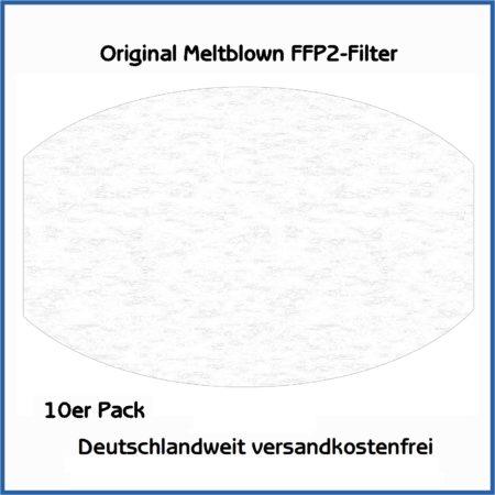 FFP2-Filter im 10er Pack